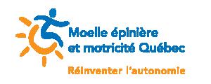Logo de Moelle épinière et motricité Québec