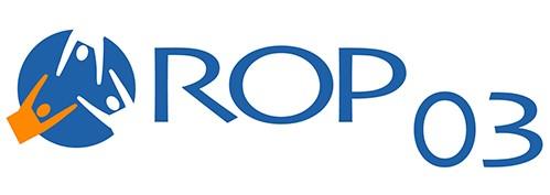 Logo du Regroupement des organismes de personnes handicapées de la région 03